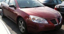 2009 Pontiac G6 Gt