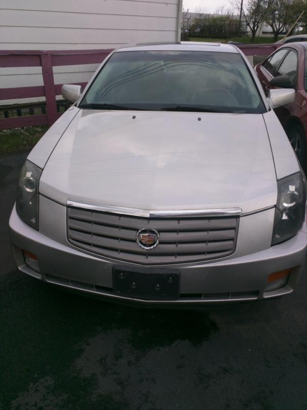 2006 Cadillac Cts Hi Feature V6 - Used Cars at Central ...