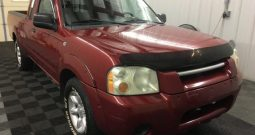 2004 Nissan Frontier King Cab Xe