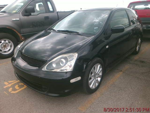 2004 Honda Civic Si Used Cars At Central Motors Inc Lexington