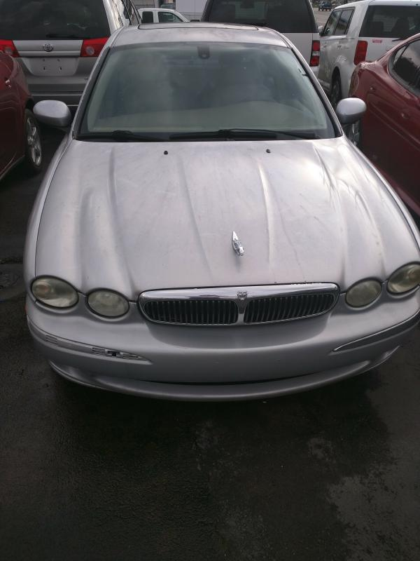 2002 jaguar x type 2 5 used cars at central motors inc lexington ky buy here pay here. Black Bedroom Furniture Sets. Home Design Ideas