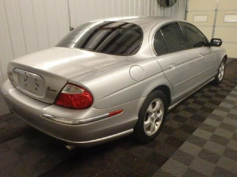 2001 Jaguar S Type Full