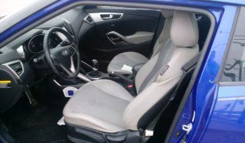 2012 Hyundai Veloster Base full
