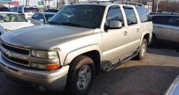 2005 Chevrolet Suburban K1500